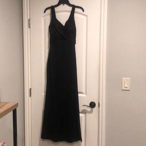 Windsor Black evening dress
